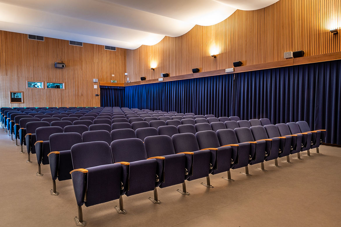 Cinema e Auditorium